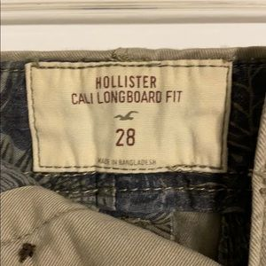 Hollister Shorts - Hollister Cali Longboard Fit Shorts